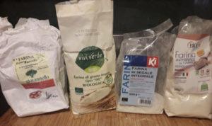 Pane delle Alpi - coghi del trentino - ricette in casa - alpibio