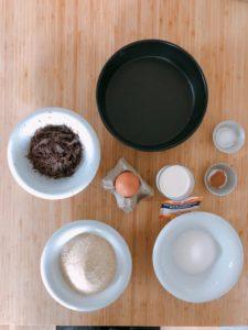 Torta pan grattato e cioccolato - matenco -ricette in casa - alpibio
