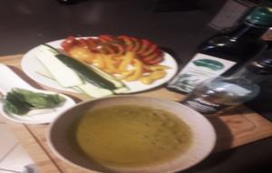 Focaccia con lievito madre - Eliseo Bertoni - ricette in casa - AlpiBio